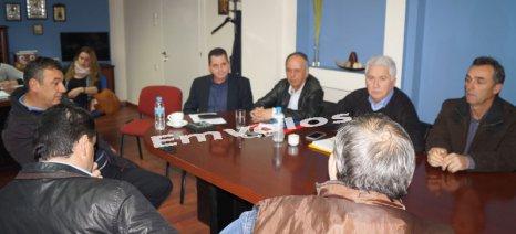Ο Σύλλογος Γεωργών Αλεξάνδρειας ζήτησε από τους βουλευτές της Ημαθίας να μην ψηφίσουν το Ασφαλιστικό Νομοσχέδιο