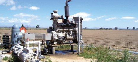 Μεώνεται στα 150 ευρώ το πρόστιμο για εκπρόθεσμη αίτηση άδειας γεώτρησης