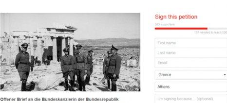 Γερμανική οργάνωση μαζεύει υπογραφές για τις αποζημιώσεις προς την Ελλάδα