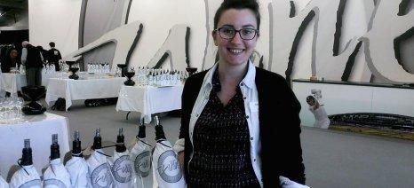 Μαρία Γεραρή: Μία Ελληνίδα υποψήφια για τον τίτλο του Master of Wine