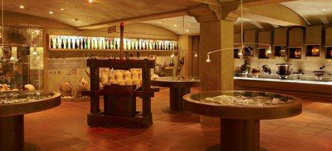 Η Ξένια Καλογεροπούλου στο Μουσείο Οίνου Γεροβασιλείου την ερχόμενη Παρασκευή