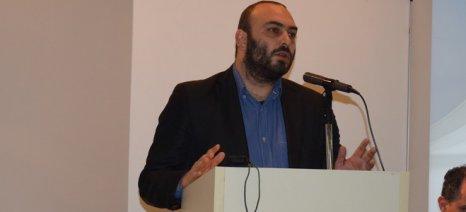 Γιαννακίδης: Στόχος είναι η δημιουργία μεγάλης μεταποιητικής μονάδας βιομηχανικής κάνναβης στην Ξάνθη