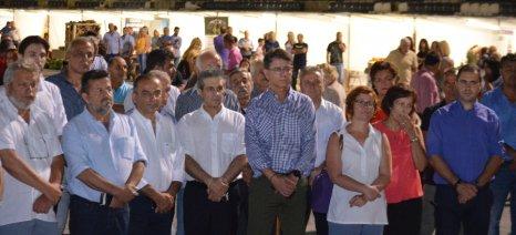 """Ενστάσεις τριών βουλευτών του ΣΥΡΙΖΑ για την """"κομματικοποίηση"""" της Γιορτής του Αγρότη στην Καρίτσα Πιερίας"""