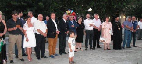 Ολοκληρώθηκε η Γιορτή Κρασιού Αμπελώνα Τυρνάβου
