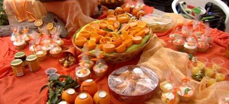 «Πλημμύρισε» το Φόδελε σε μια γιορτή με γεύσεις και αρώματα πορτοκαλιού
