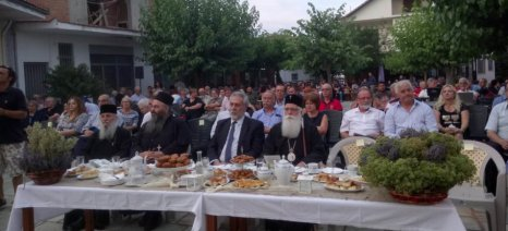 Με μεγάλη επιτυχία η Γιορτή Τσαγιού στην Βρύναινα