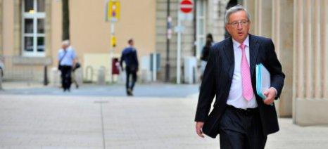 Γιούνκερ: «Προχωρούν ικανοποιητικά οι διαπραγματεύσεις»