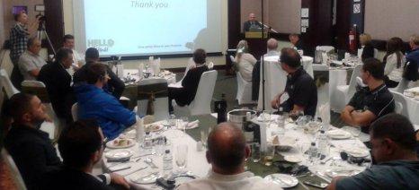 Hello kiwi: Προώθηση των ελληνικών ακτινιδίων στη Νότια Αφρική