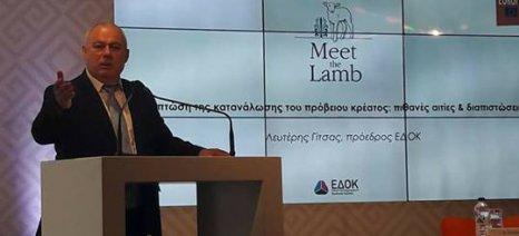 """Ένα χρόνο κλείνει το πρόγραμμα προώθησης αρνίσιου κρέατος """"Meet the Lamb"""""""