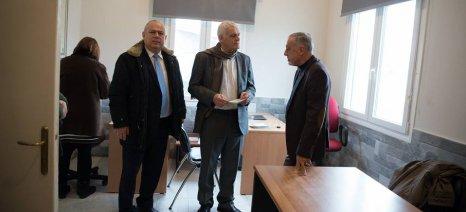 Εγκαινιάστηκε το παράρτημα Μακεδονίας- Θράκης του Συνδέσμου Ελληνικής Κτηνοτροφίας