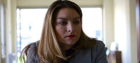 Στη Βουλή φέρνει η Νατάσα Γκαρά το ζήτημα των ζημιών από πράσινο και ρόδινο σκουλήκι στον Έβρο