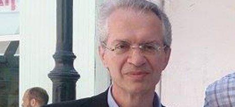 Απεβίωσε ο πρόεδρος της Αναπτυξιακής Εύβοιας, Σταμάτης Γκάβαλης