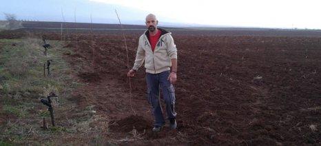 Τους αγροτοσυνδικαλιστές Γκόντια-Παναγή συναντά ο Αποστόλου στις 12 Φεβρουαρίου
