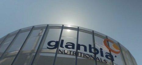 Στα εγκαίνια της νέας ιρλανδικής μονάδας γάλακτος της Glanbia ο Χόγκαν