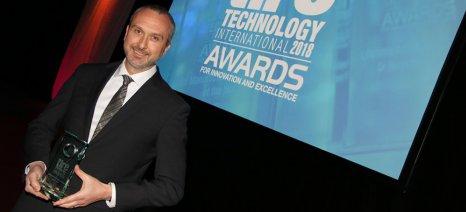 Η τεχνολογία σογιέλαιου της Goodyear κερδίζει το Βραβείο Περιβαλλοντικής Επιτυχίας της Χρονιάς