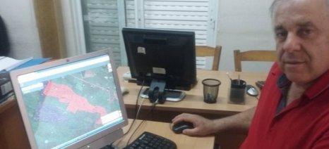 Με GPS, υπολογιστή και κινητό γίνεται η καταπολέμηση του δάκου στην Τριφυλία