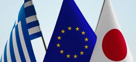 Προβολή ελληνικών προϊόντων στην Ιαπωνία από τη Γενική Διεύθυνση Εμπορίου της ΕΕ