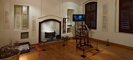 Παραδοσιακές και σύγχρονες γεύσεις θα «παντρέψει» ο σεφ Κ. Τερζούδης στο Μουσείο Μετάξης ΠΙΟΠ