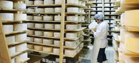 Ιδιωτική αποθεματοποίηση στο τυρί προτείνει η Κομισιόν