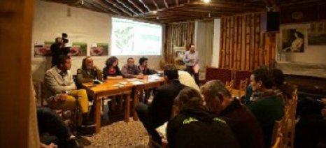 Τα πλεονεκτήματα των κτηνοτροφικών λούπινων παρουσίασε η Greenpeace στο Λεβίδι