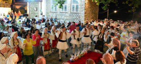 Aπό 21 έως 24 Ιουλίου το 21ο Φεστιβάλ Σταφίδας στο Γρηγόρι Αιγιάλειας