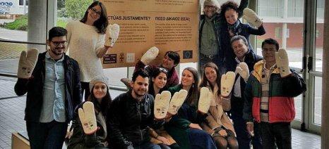 Η Θεσσαλονίκη μαθαίνει τι είναι το δίκαιο εμπόριο (fair trade) μέσω δύο παραγωγών από τη Σρι Λάνκα