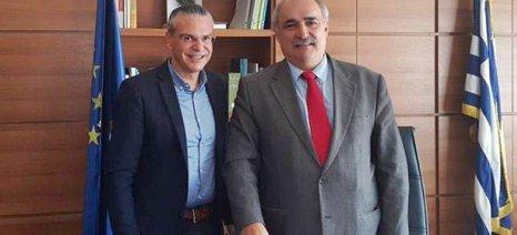Θα επιταχυνθεί το έργο του κλειστού αρδευτικού συστήματος του ΤΟΕΒ Τρινάσου Λακωνίας