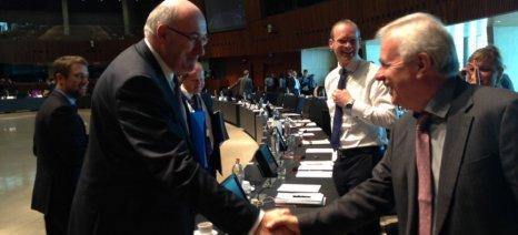 Η Ευρωπαϊκή Επιτροπή δεσμεύθηκε να αναθεωρήσει τη συμφωνία με τη Νότια Αφρική για τη φέτα