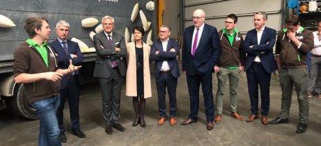 Πανευρωπαϊκό χρηματοδοτικό εργαλείο για νέους αγρότες με δάνεια ύψους 1 δισ. ευρώ