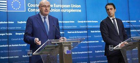 Χόγκαν: Έρχεται η βοήθεια της ΕΕ προς τους αγρότες, αλλά από τον επόμενο μήνα