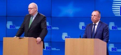 Αγεφύρωτο το χάσμα μεταξύ των κρατών μελών για τη σύγκλιση των επιδοτήσεων στο χθεσινό Συμβούλιο Υπουργών