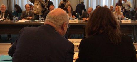 Με απαισιοδοξία για το τελικό αποτέλεσμα συμμετέχουν στις διαπραγματεύσεις του ΠΟΕ στο Ναϊρόμπι ο Χόγκαν και η Μάλστρομ