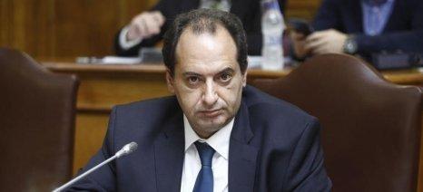 Χρήστος Σπίρτζης: «Στηρίζουμε την πρωτογενή παραγωγή και τους αγρότες της Κρήτης»
