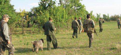 Ένταση με εκατοντάδες κυνηγούς στη Ζάκυνθο