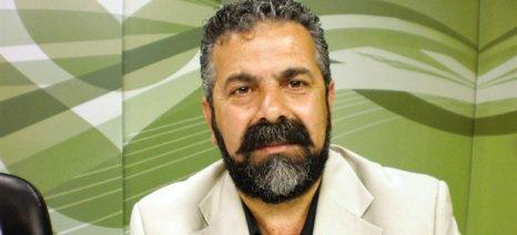 Ο Πρίαμος Ιερωνυμάκης επανεξελέγη πρόεδρος των αμπελουργών Κρήτης
