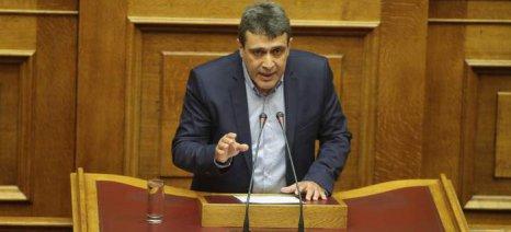 Ηγουμενίδης: Δεν με τρομοκρατούν οι απειλές από όπου κι αν προέρχονται
