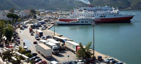 Εμπλοκή στις εξαγωγές των ακτινιδίων από το λιμάνι της Ηγουμενίτσας
