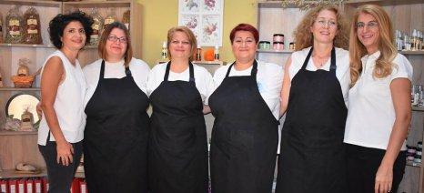"""Κοιν.Σ.Επ. """"Ηλιοδώρα"""": Χειροποίητη επιχειρηματικότητα από έξι γυναίκες"""
