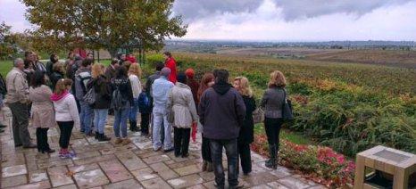 Επισκέψιμα τα οινοποιεία την Κυριακή 10 Νοεμβρίου στα πλαίσια της Ευρωπαϊκής Ημέρας Οινοτουρισμού