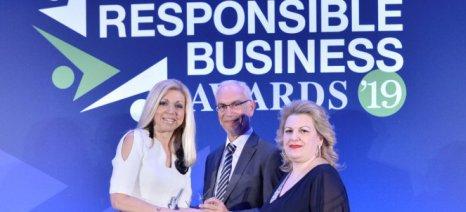 Η ΔΕΛΤΑ βραβεύθηκε για τη στήριξη των Νέων Κτηνοτρόφων