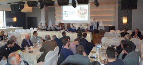 Επιτυχημένη ήταν η ημερίδα για τα όσπρια και τα διατροφικά οφέλη τους στη Λάρισα