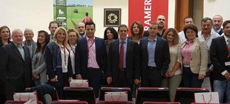 Σε πλήρη ανάπτυξη τα ασφαλιστικά προγράμματα της Interamerican για τους αγρότες