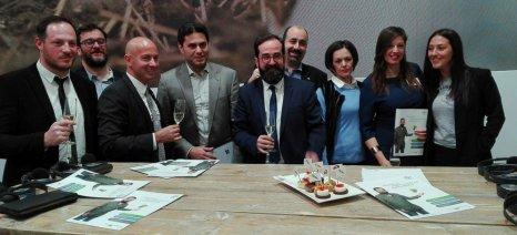 Η συνεργασία της Bayer με την Pegasus Agrifood Coop ήταν ένα από τα projects που παρουσιάστηκαν στη Fruit Logistica