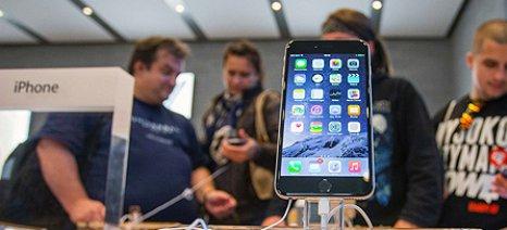 Ρεκόρ πωλήσεων για την Apple