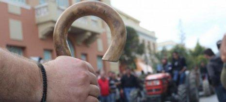 Σύσκεψη των αγροτών του νομού Ηρακλείου στα Πεζά την ερχόμενη Πέμπτη ενόψει της επίσκεψης Αποστόλου