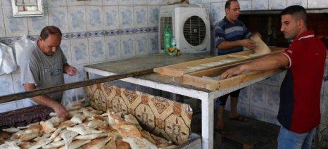 Κλοιός των φανατικών ισλαμιστών γύρω από τα αποθέματα σιταριού του Ιράκ