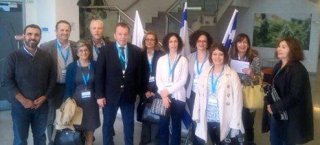 Επαφές Κόκκαλη με Ισραηλινούς με σκοπό την άντληση τεχνογνωσίας στη φαρμακευτική κάνναβη