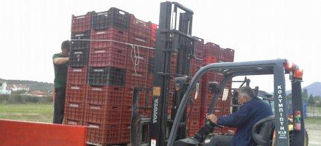 Μνημόνιο συνεργασίας υπέγραψαν η Metron Logistics με τη Farmers Union