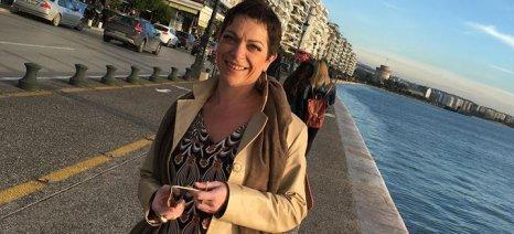Η Αθηνά Καλδή αναλαμβάνει καθήκοντα Μarketing Director στη ΜΕΒΓΑΛ για Ελλάδα και εξωτερικό