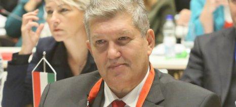 Στην κοινοβουλευτική διάσκεψη για τον ΠΟΕ στη Γενεύη συμμετέχει ο Καραγιάννης